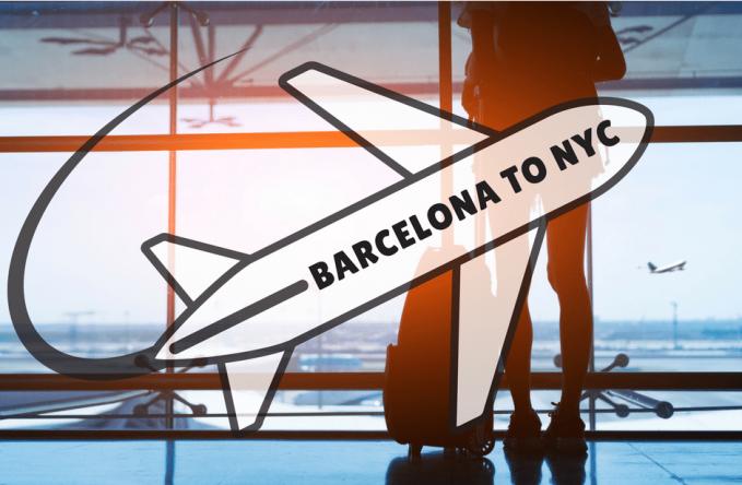 Barcelona to NYC!