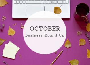 October Business RoundUp